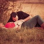 Anneli & Sven – Babybauch-Bilder + Willkommen Ivy (Babyfotos)