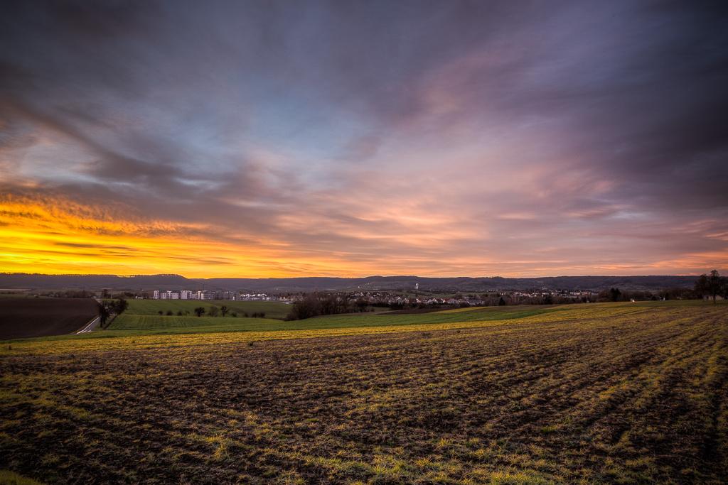Öhringen_Landschaftsbild_Sonnenaufgang_HDR-4