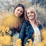 Freundinnen-Shooting: Anne & Francesca