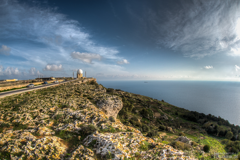 Dingli Cliffs (HDR)