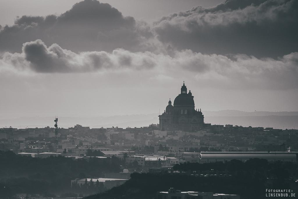 Eine von 365 Kirchen von Malta und Gozo. Für jeden Tag eine!
