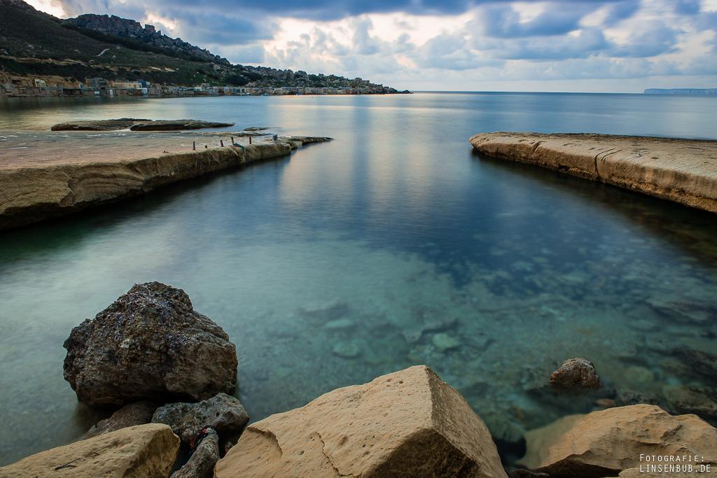 Gnejna Bay (mein Lieblingsbild)