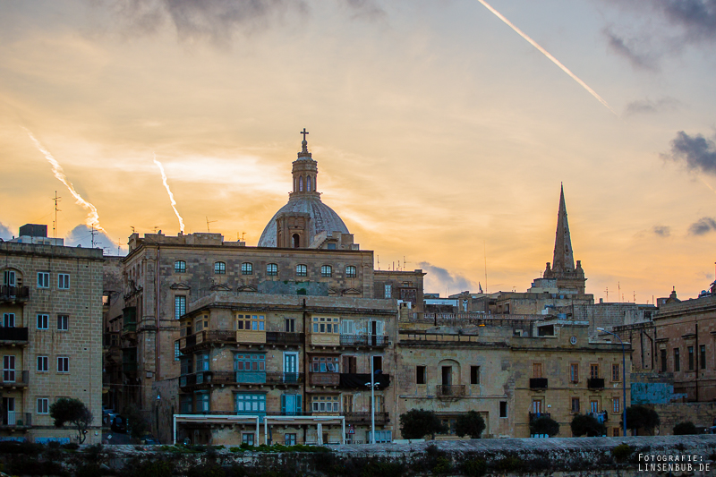 Valletta - Sunrise