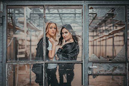 Greenhouse: Julia & Alex