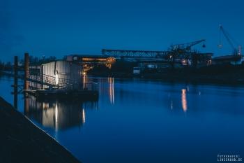 Ruhe auf dem Neckar