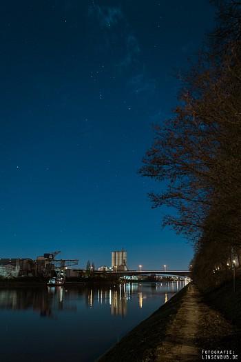 Sterne über Heilbronn