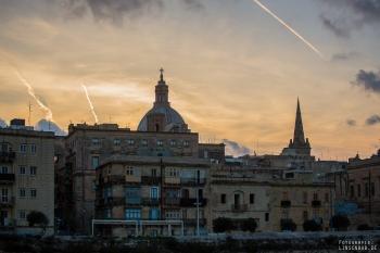 Valletta Sunrise, Malta