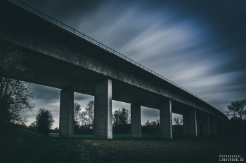 LZB Autobahnbrücke