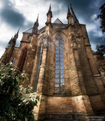 Kirche Bad Wimpfen HDR-Panorama