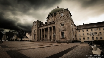 Kloster St. Blasien Panorama