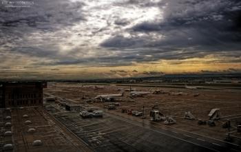 Stuttgart Airport HDR 2