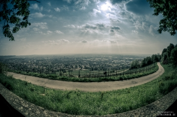 Wartberg Skyline Heilbronn HDR